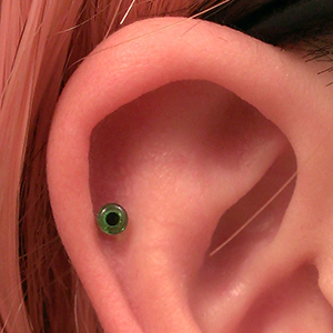 "16g 5/16"" Emerald -- Photo # 68081"