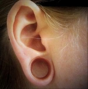 "5/8"" Silicone earskin"