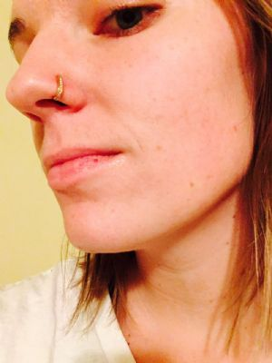 20g Gem paved nose curve