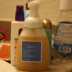 n/a  8oz large bottle -- Photo # 40523