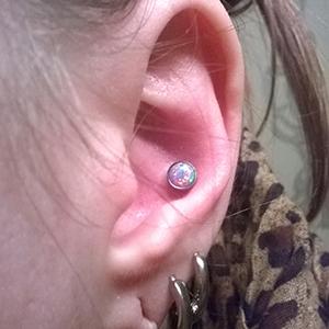 14g  5mm opals -- Photo # 72579
