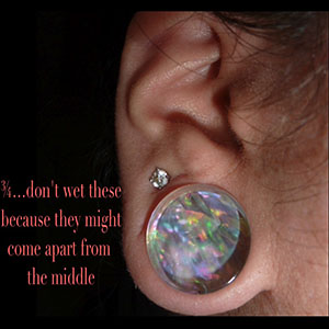"""3/4""""   Mother of pearl -- Photo # 63441"""
