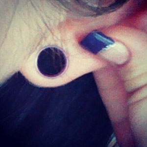 00g/9mm  (pair) -- Photo # 60390