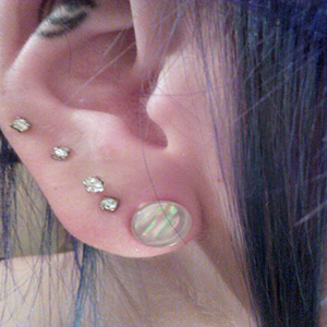 0g   Mother of pearl -- Photo # 55170