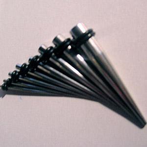 Steel taper 0g