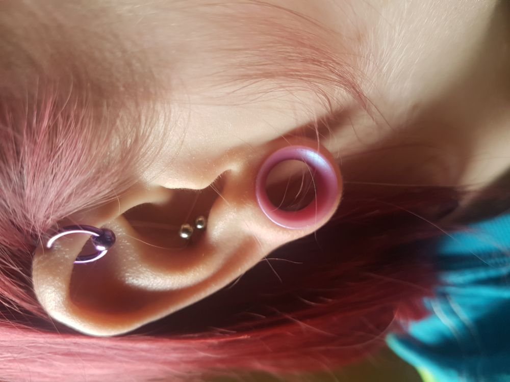 "1/2"" Silicone Earskin"