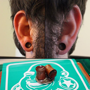 0g  Bloodwood (pair) -- Photo # 59036