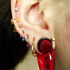 00g/10mm  Red -- Photo # 64196