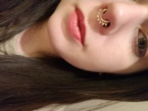 """16g 3/8"""" Rose gold colored -- Photo # 82701"""