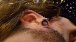 "7/16""  Dark blue (5/16"" wearable) -- Photo # 83780"
