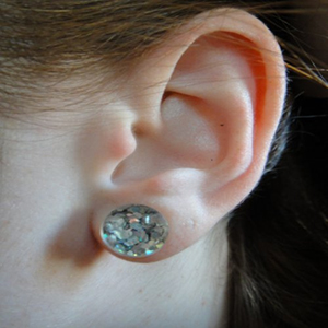 00g/10mm  clear -- Photo # 40443