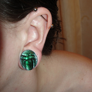 "3/4""  Kryptonite (pair) -- Photo # 51686"
