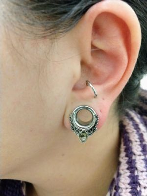00g/10mm  Steel (pair) -- Photo # 82722