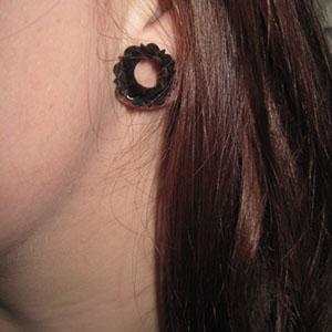 """1/2""""  Horn (pair) -- Photo # 64985"""