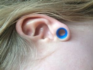 "00g/9mm  Cobalt Pearl (5/16"" wearable) -- Photo # 83546"