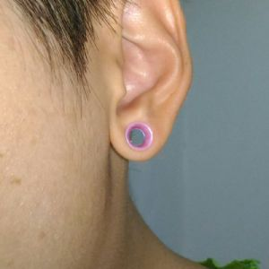 "2g  Pink Pearl (1/4"" wearable) -- Photo # 83135"