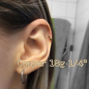 """18g 1/4"""" Copper -- Photo # 66223"""