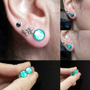2g  6mm Turquoise -- Photo # 84892
